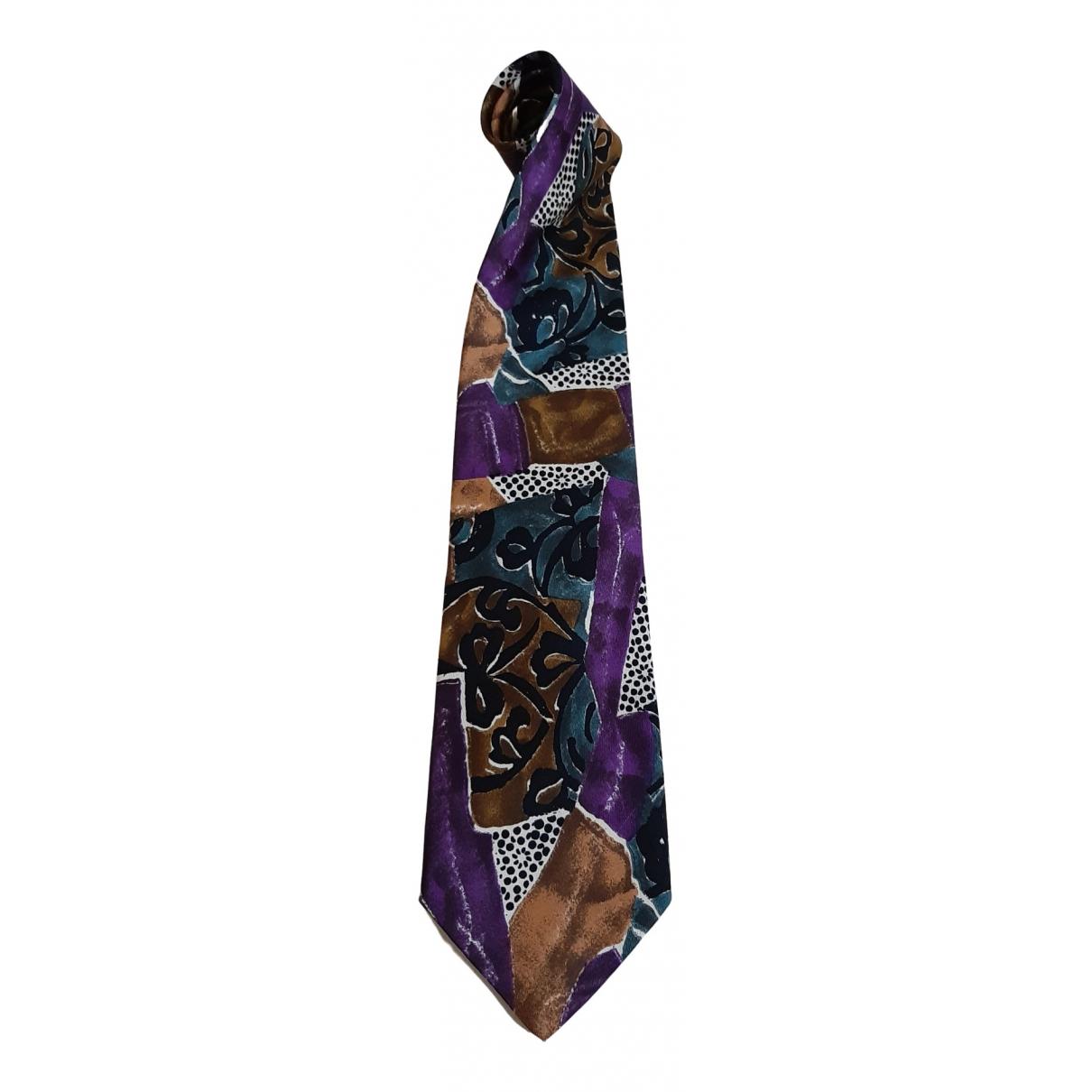 Louis Feraud \N Krawatten in  Bunt Seide
