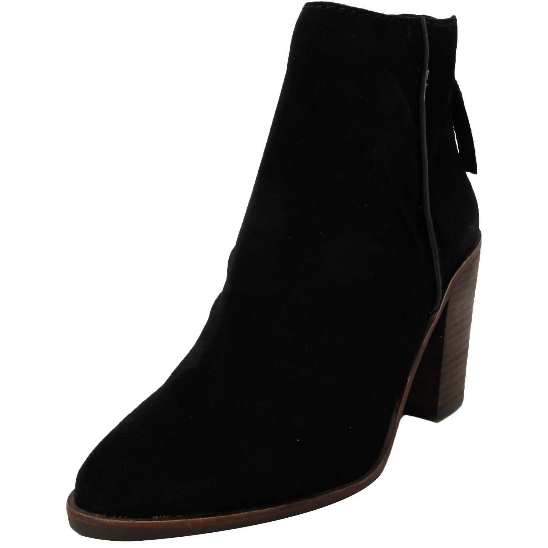 Aldo Women's Umerith Black Mid-Calf Leather Boot - 11M