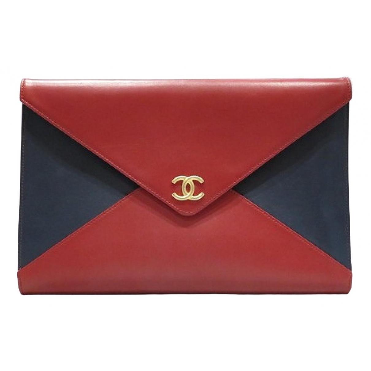 Chanel \N Multicolour Leather Clutch bag for Women \N