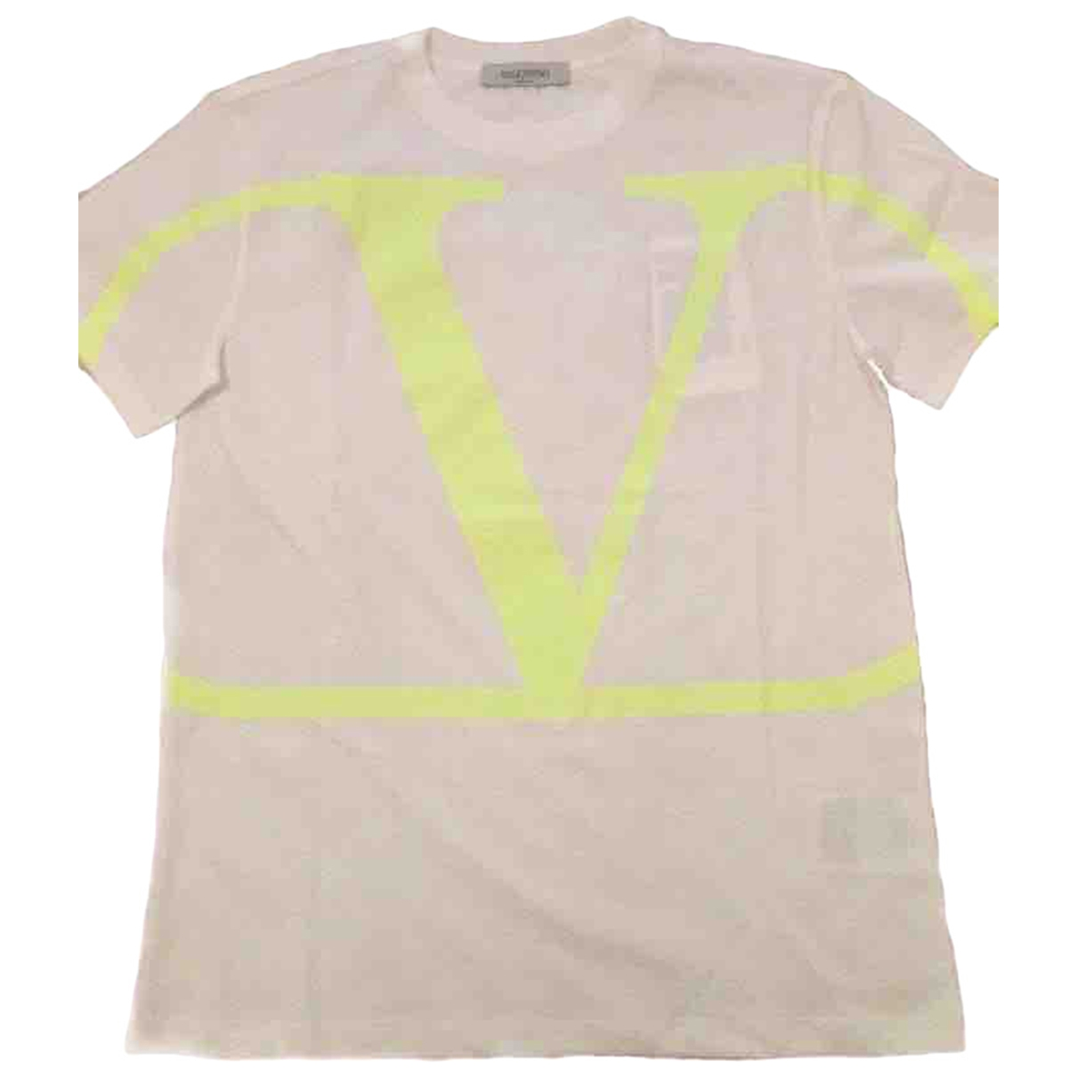 Valentino Garavani \N White Cotton  top for Women 38 IT