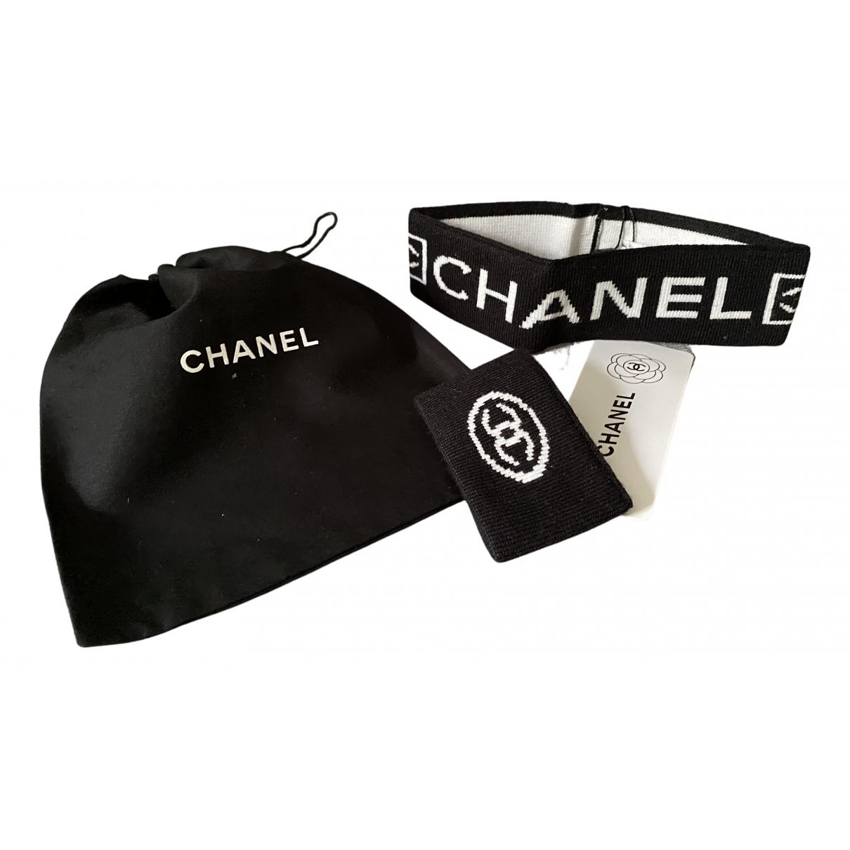 Chanel - Fitness   pour lifestyle en coton - noir