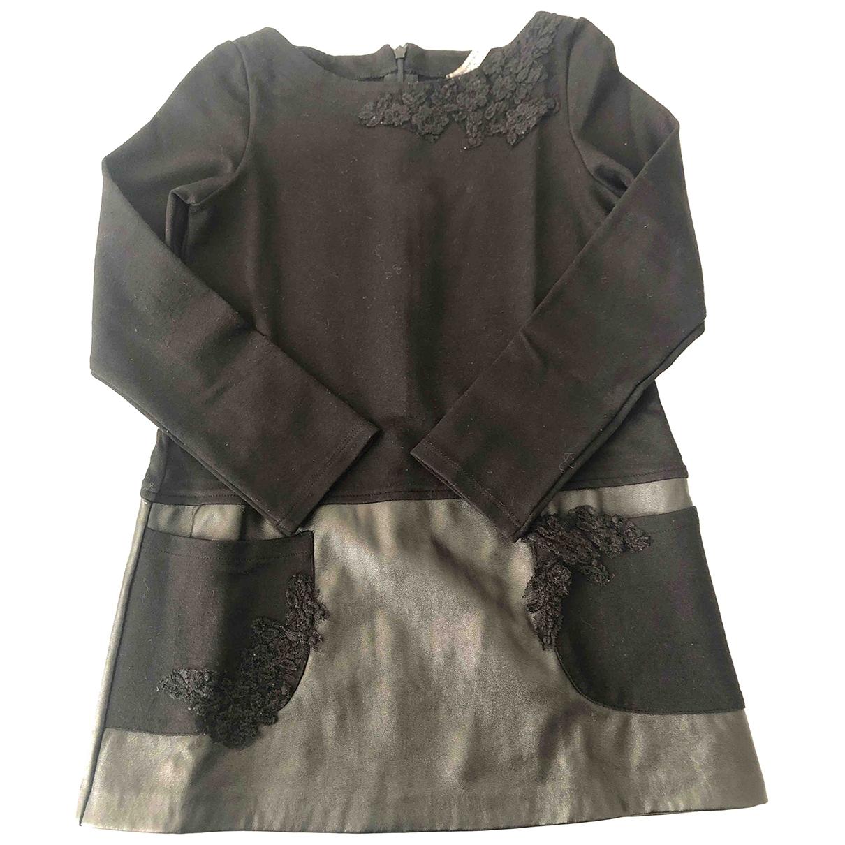 Ermanno Scervino \N Black dress for Kids 6 years - up to 114cm FR