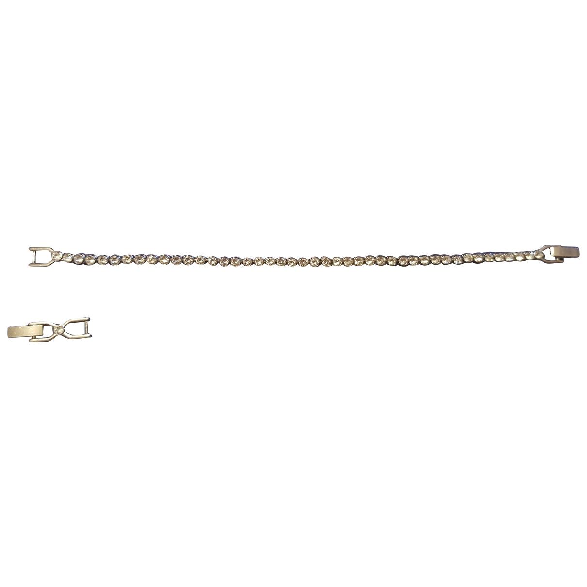 Swarovski \N Armband in  Silber Silber