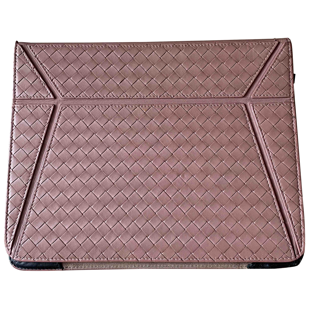 Bottega Veneta \N Pink Leather Accessories for Life & Living \N