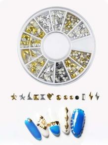 1pc Mix Nail Decoration
