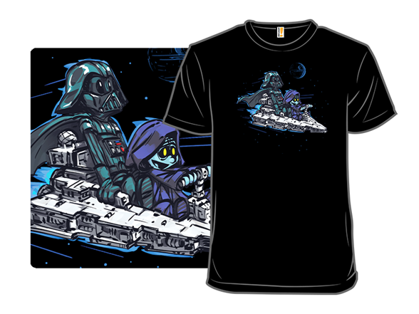 Hyperspace Ride T Shirt