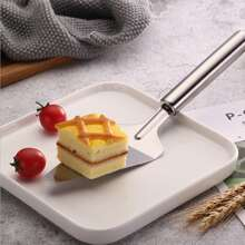 1pc Stainless Steel Cake Shovel