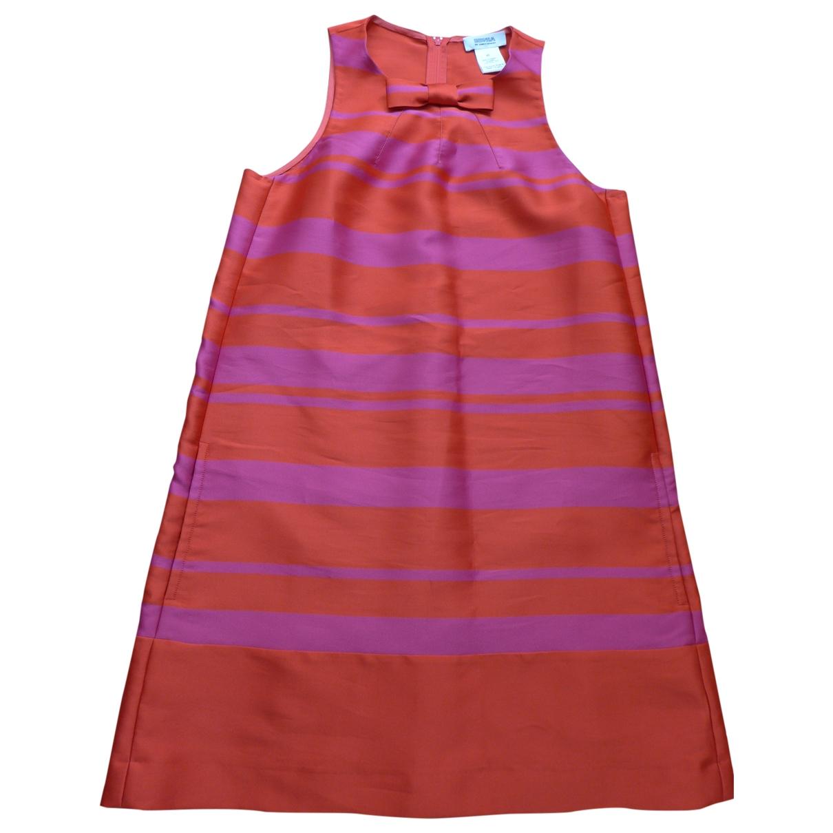 Sonia By Sonia Rykiel \N Kleid in  Rot Polyester
