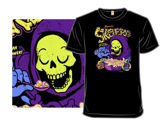 Skelet-o's T Shirt
