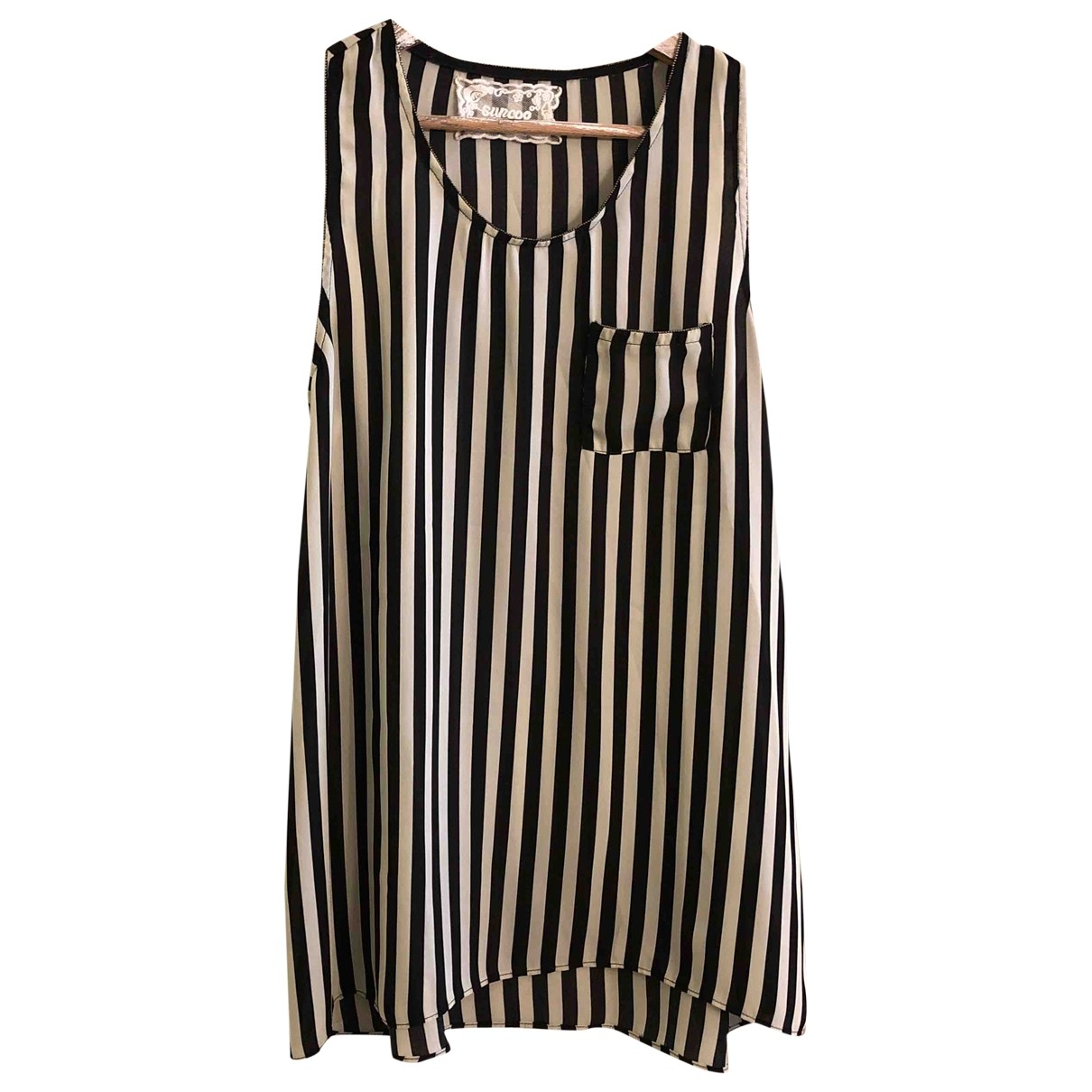 Suncoo \N Top in  Bunt Polyester