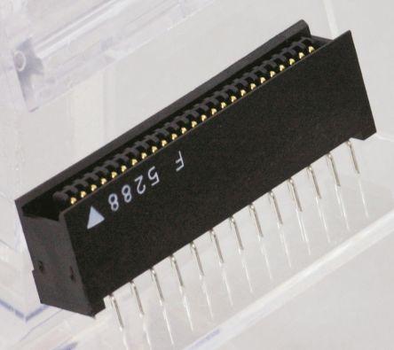 KEL Corporation , 8800, 50 Way, 2 Row, Straight PCB Header