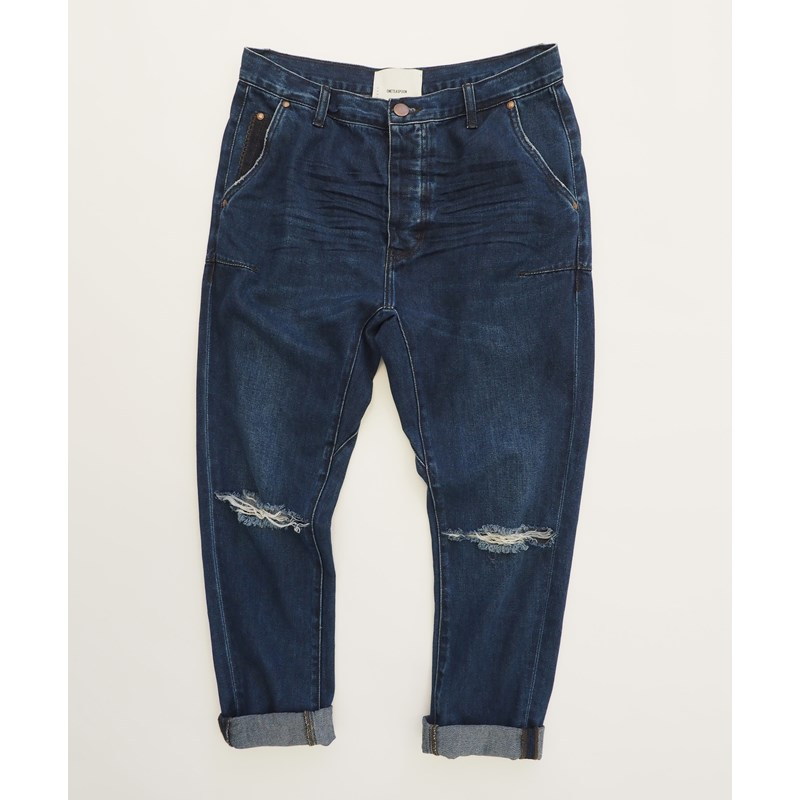 BLUEMOON MR RELAXED LOOSE TAPERED JEAN