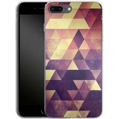 Apple iPhone 8 Plus Silikon Handyhuelle - Myyk Lyyv von Spires