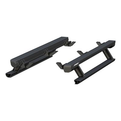 Aries Offroad ActionTrac Powered Running Boards (Black) - 3036571