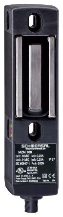 Schmersal MZM 100 Solenoid Interlock Switch Power to Lock 24 V dc