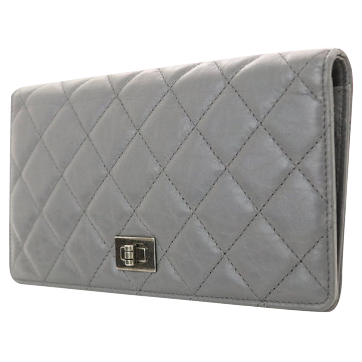 Chanel N Fur wallet for Women N
