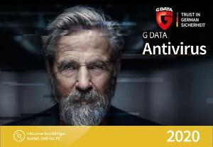 G Data Antivirus 2020 EU Key (1 Year / 3 PC)
