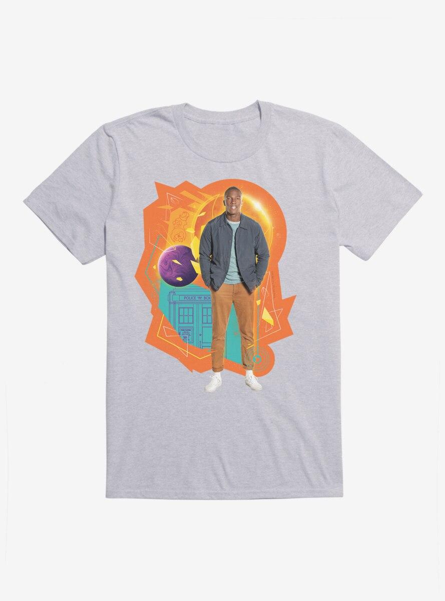 Doctor Who The Thirteenth Doctor Ryan Sinclair T-Shirt