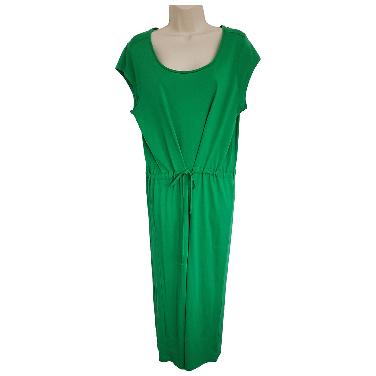 Whistles \N Kleid in  Gruen Synthetik