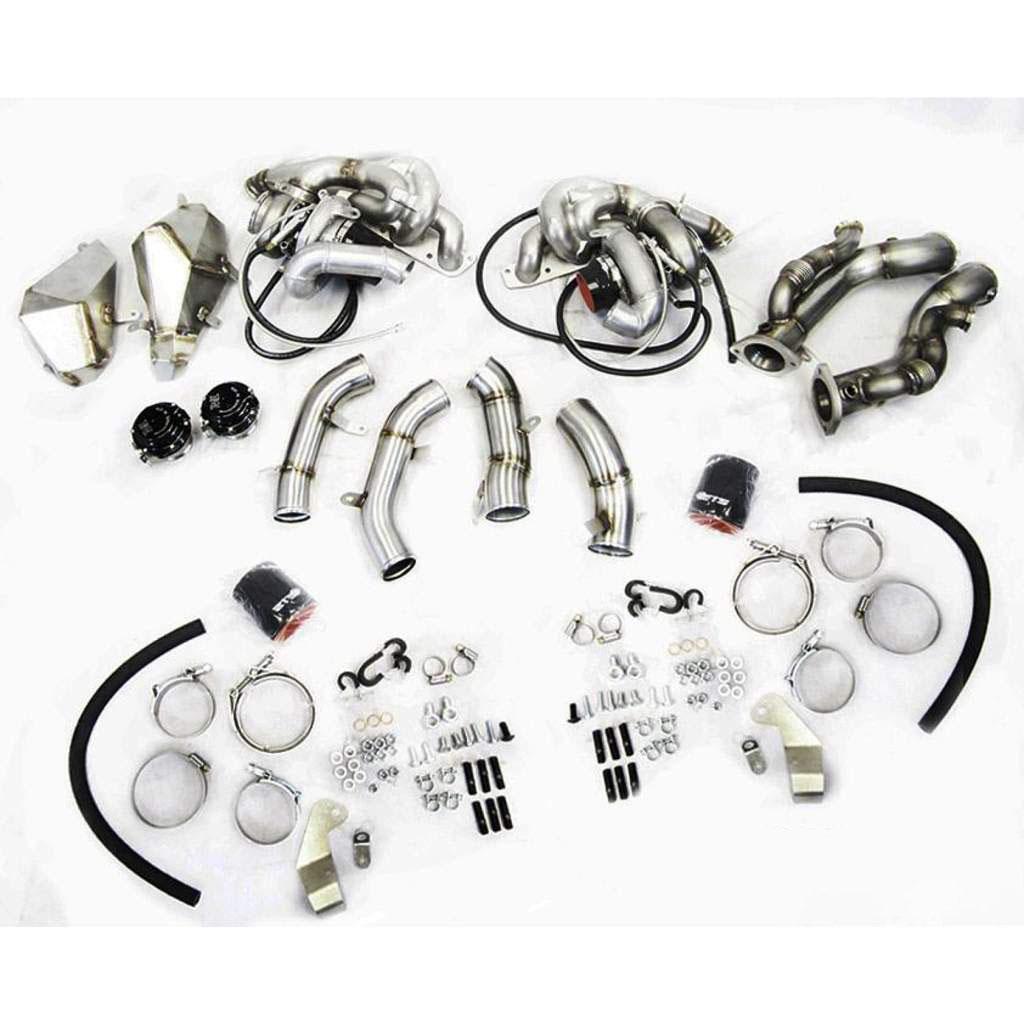 ETS 2008-2020 Nissan GTR LHD Stock Location Turbo Kit GTX3076R 3.5