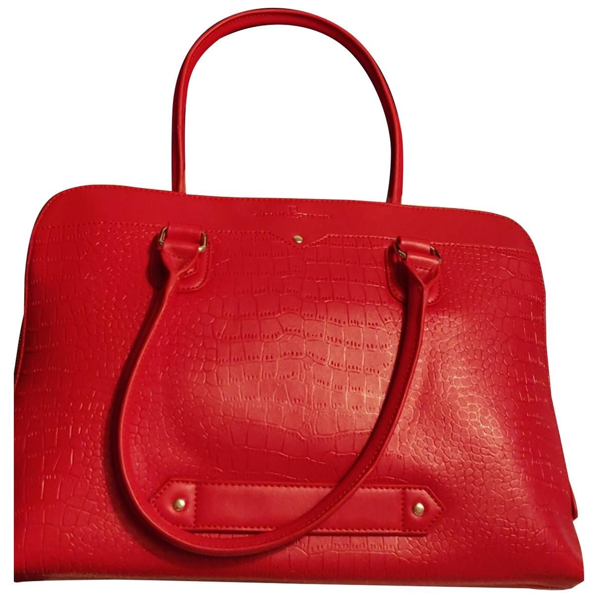 - Accessoires   pour lifestyle en cuir - rouge