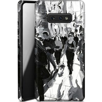 Samsung Galaxy S10e Smartphone Huelle - It Was the Dog von Tom Christopher