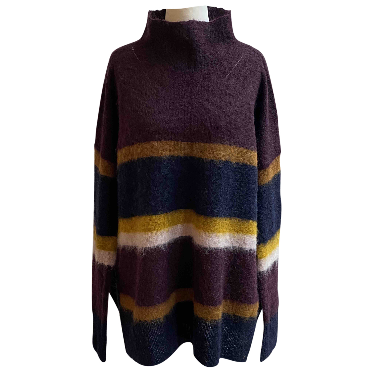 Whistles N Multicolour Wool Knitwear for Women 10 UK