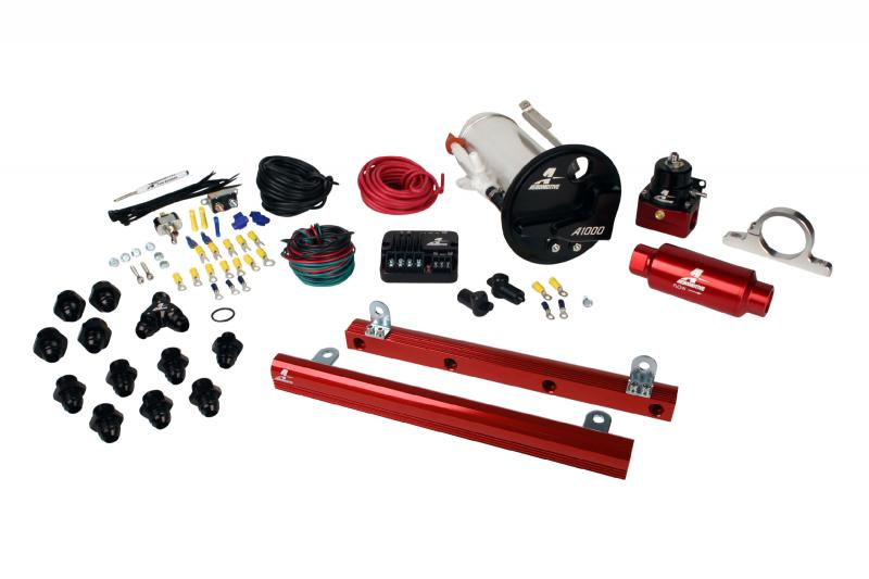 Aeromotive 17313 Fuel System 07-12 Shelby GT500 System Ford Mustang 2007-2012