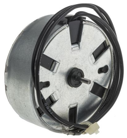 RS PRO Synchronous AC Geared Motor, Clockwise, 230 V, 500 rpm, 2.4 W