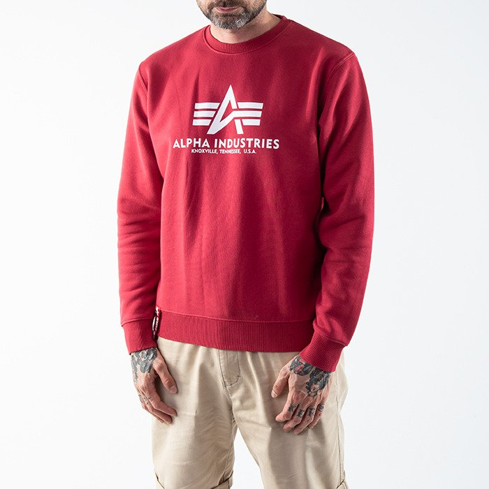 Alpha Industries Basic Sweater 178302 523