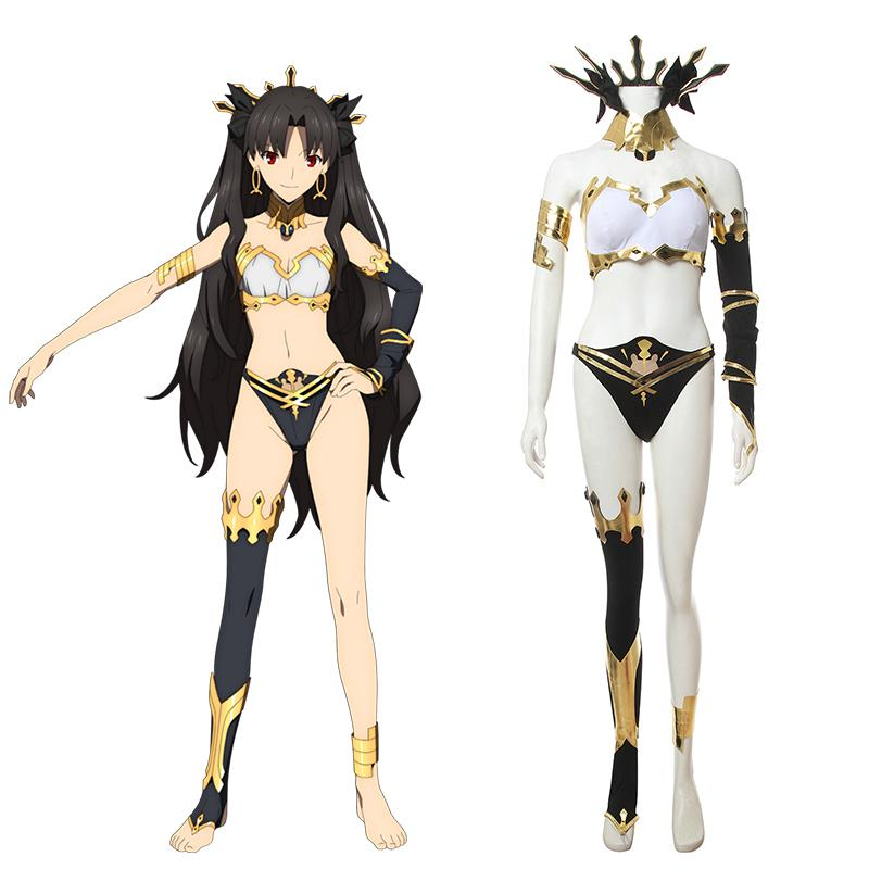 Fate/Grand Order Ishtar Woman Cosplay Costume Full Sets