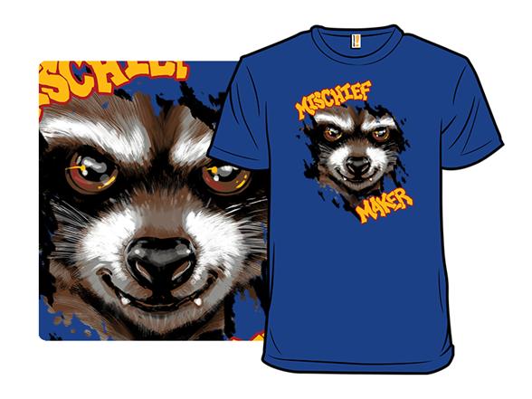 Mischief Maker T Shirt