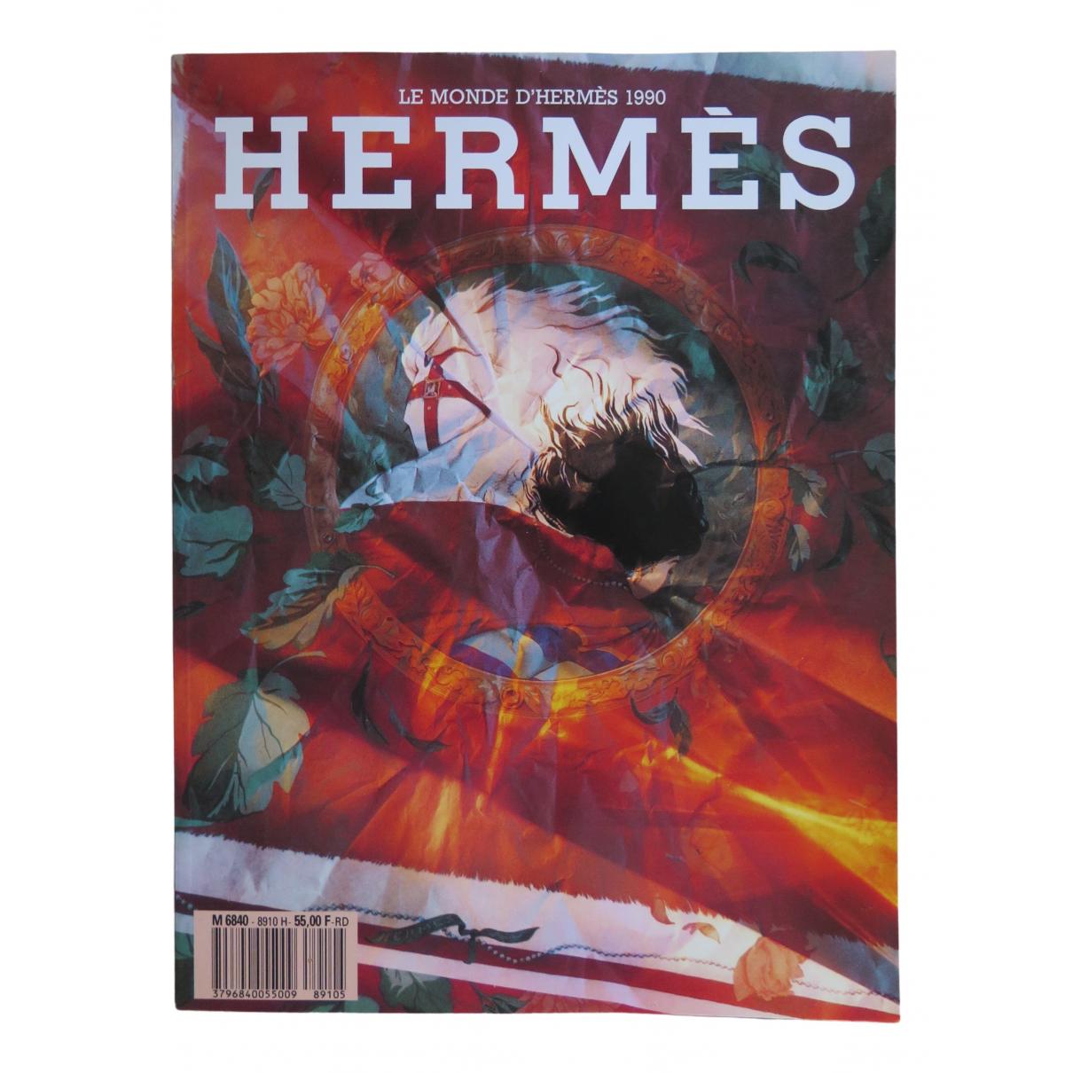 Hermes - Mode   pour lifestyle en coton - multicolore