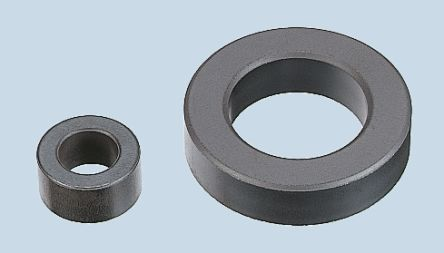 TDK Ferrite Ring EMI Suppression Toroid Core, For: Round Cable, 31 (Dia.) x 8mm (10)