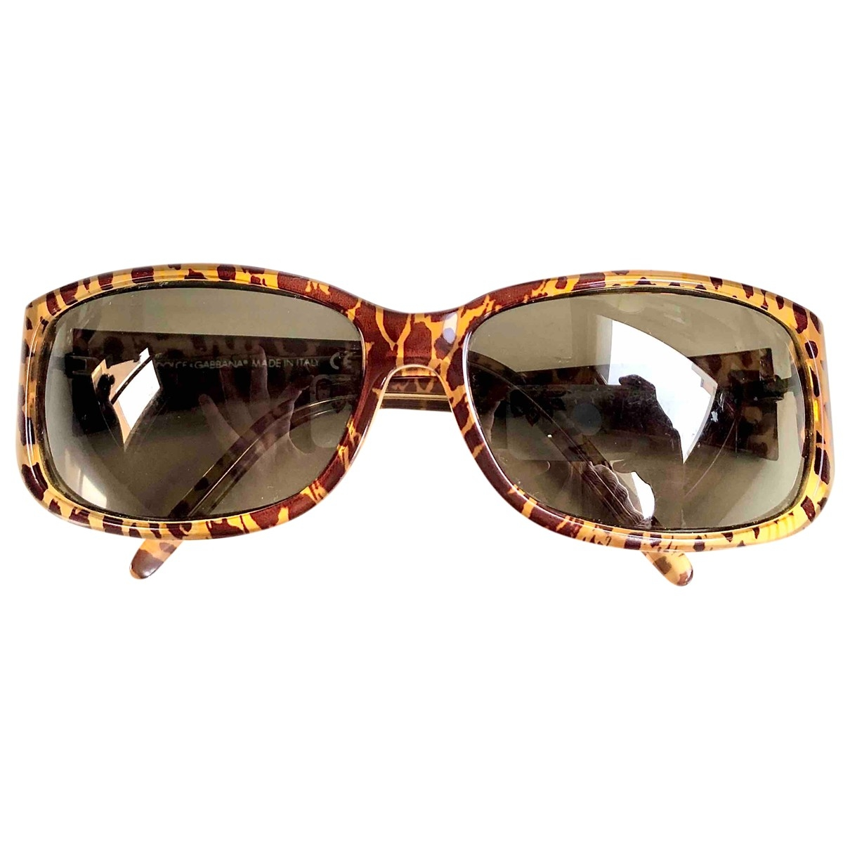 Dolce & Gabbana \N Beige Sunglasses for Women \N