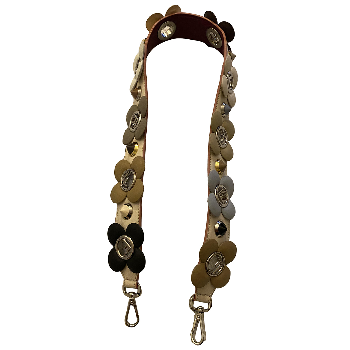 Fendi - Petite maroquinerie Multi-accessory Belt pour femme en cuir - multicolore