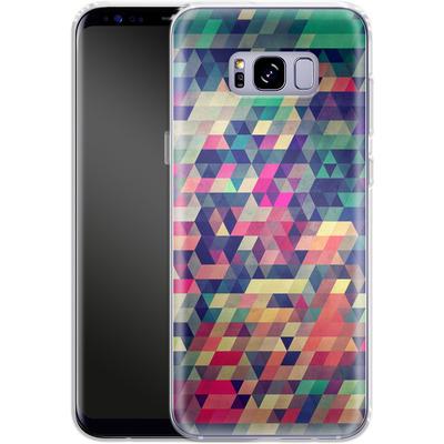 Samsung Galaxy S8 Plus Silikon Handyhuelle - Atym von Spires