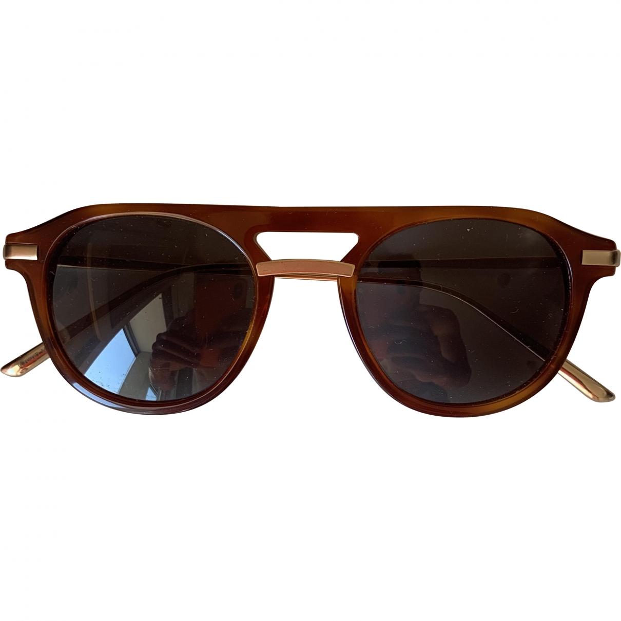 Ross And Brown \N Brown Sunglasses for Men \N