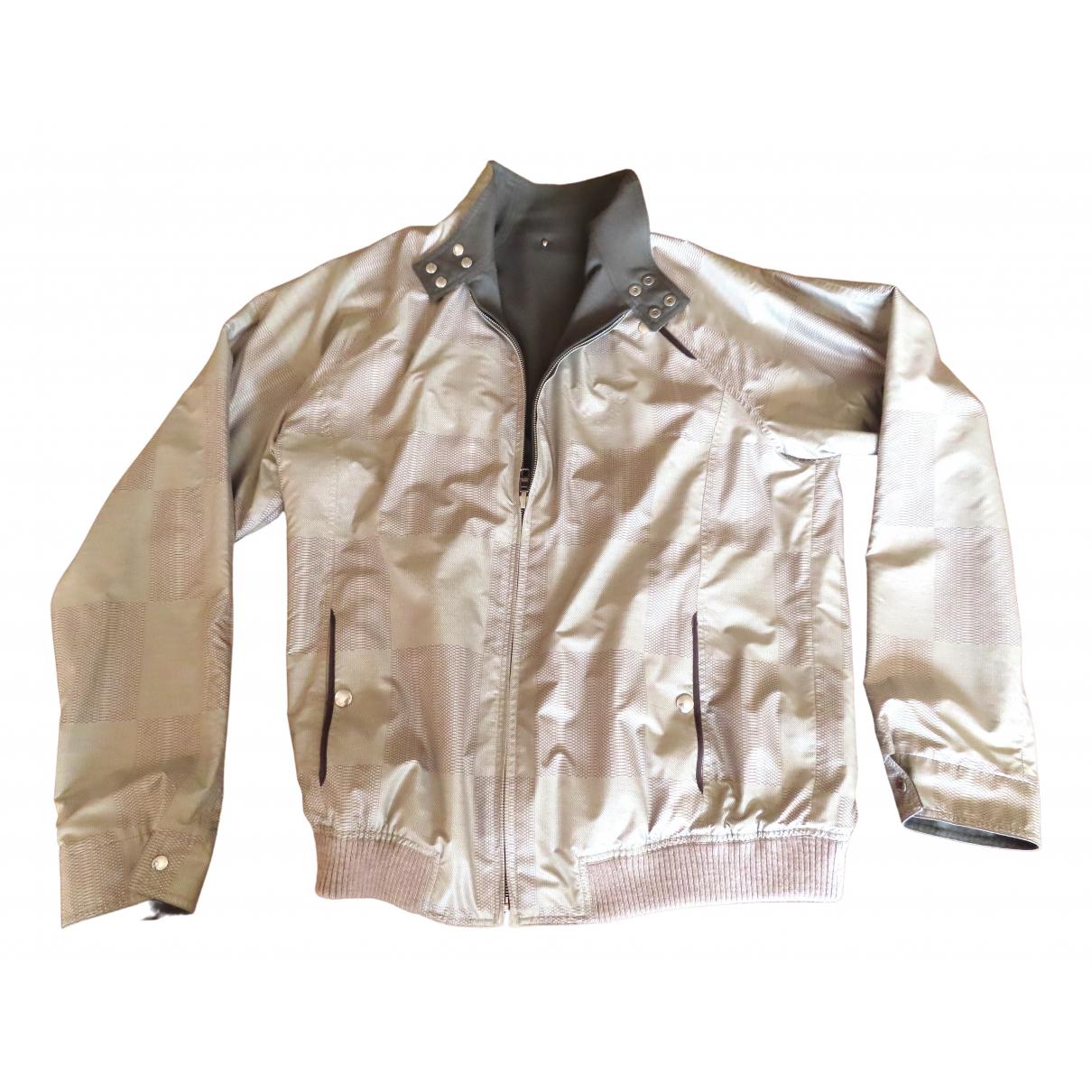 Louis Vuitton - Vestes.Blousons   pour homme en laine - beige