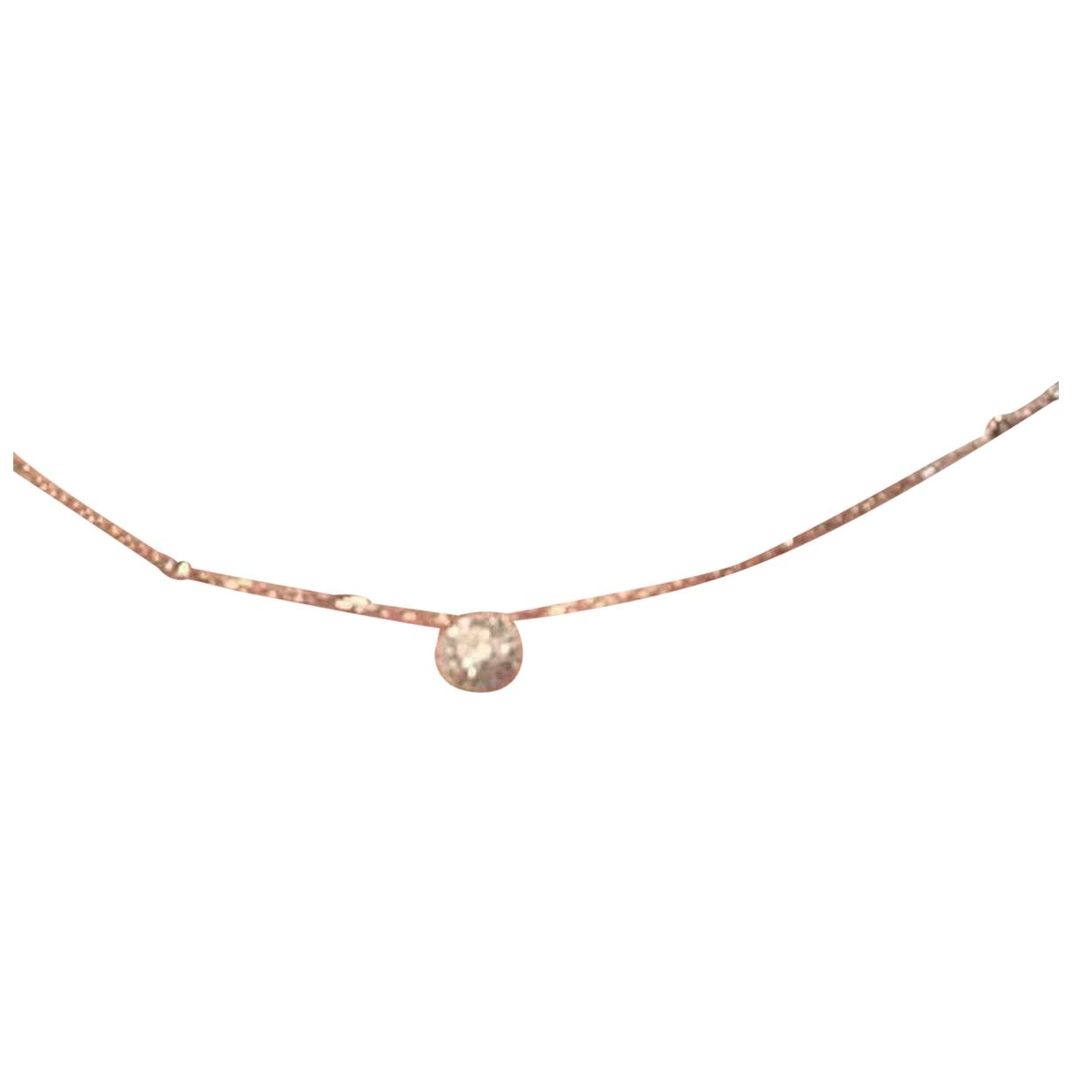 Messika - Collier Joy pour femme en or blanc - argente