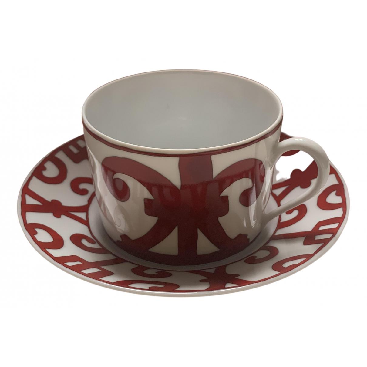 Hermes - Arts de la table Balcon du Guadalquivir pour lifestyle en porcelaine