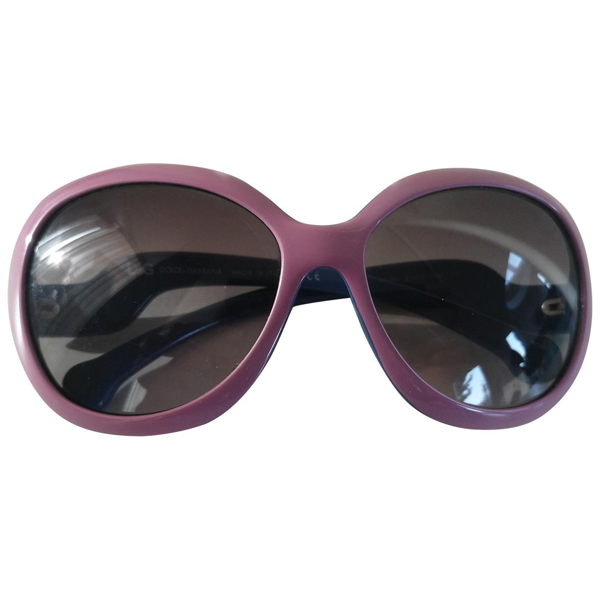 D&g - Lunettes   pour femme - violet