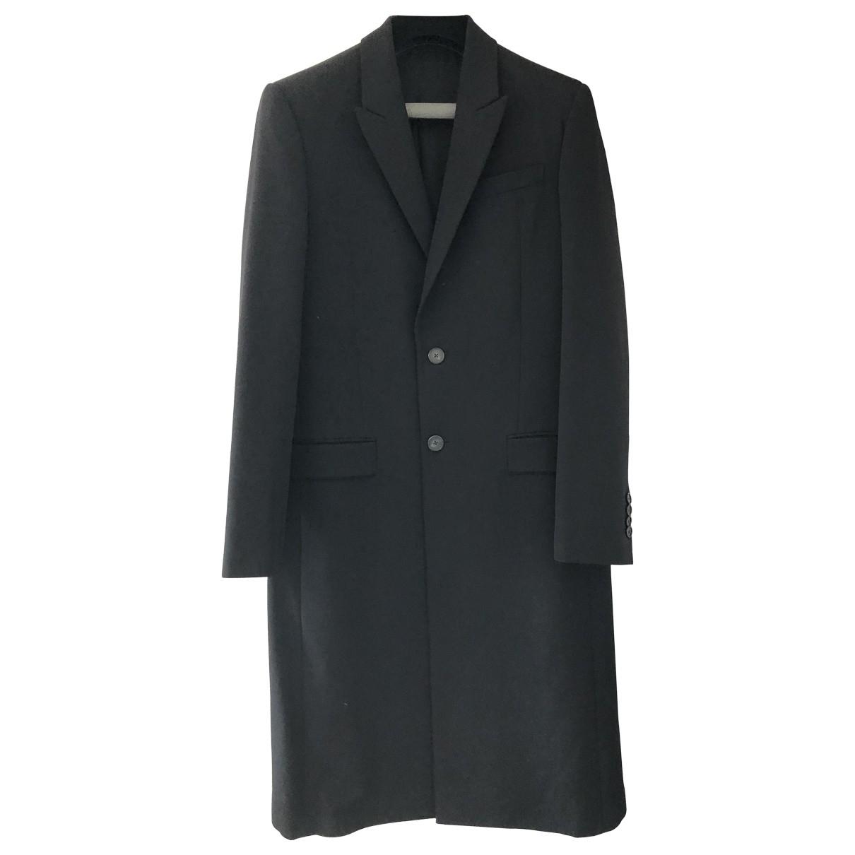 Givenchy \N Maentel in  Schwarz Wolle