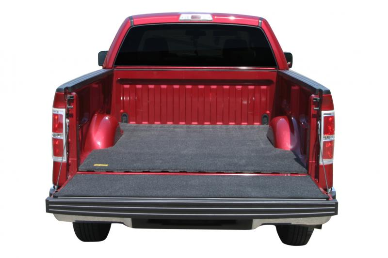 BedRug BMR19SBS BEDMAT FOR SPRAY-IN OR NO BEDLINER 19+ FORD RANGER 6' BED Ford Ranger 2019-2020