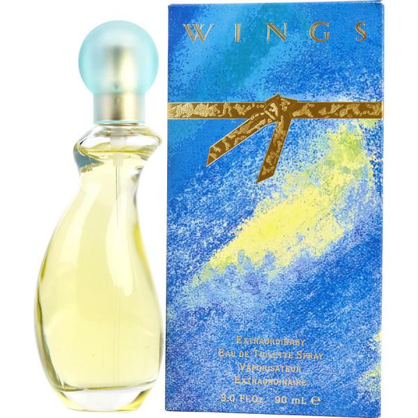 Wings Pour Femme - Giorgio Beverly Hills Eau de Toilette Spray 90 ML