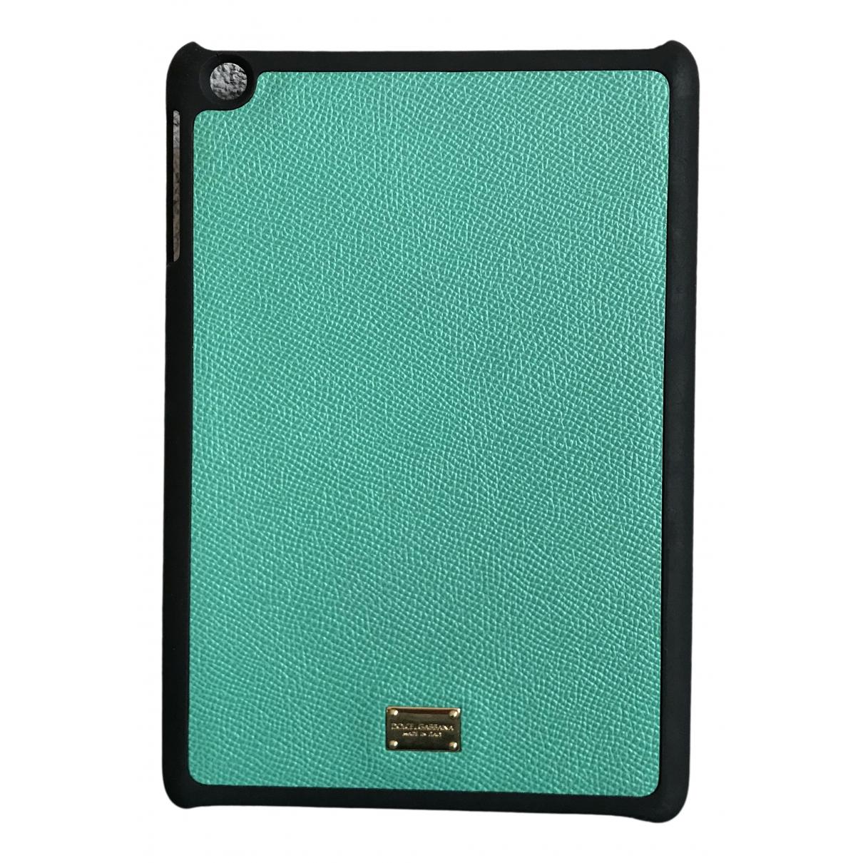 Dolce & Gabbana - Accessoires   pour lifestyle - turquoise