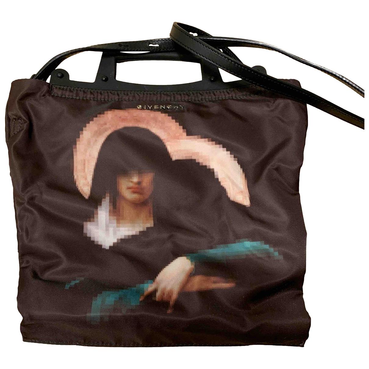 Givenchy \N Handtasche in  Schwarz Polyester