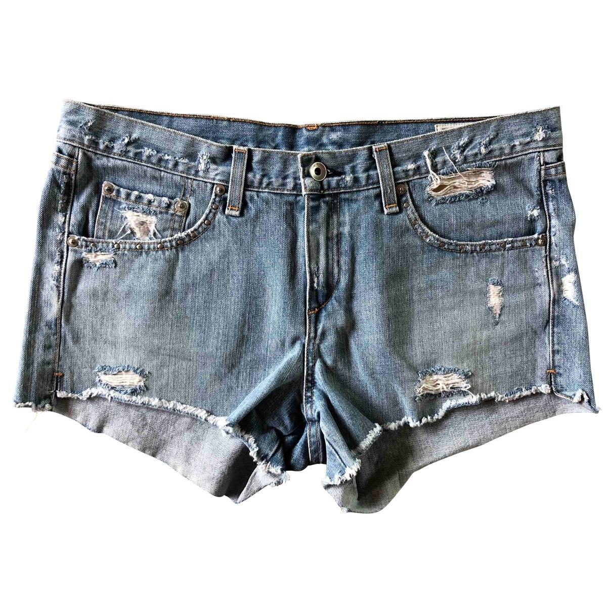 Rag & Bone \N Shorts in Baumwolle
