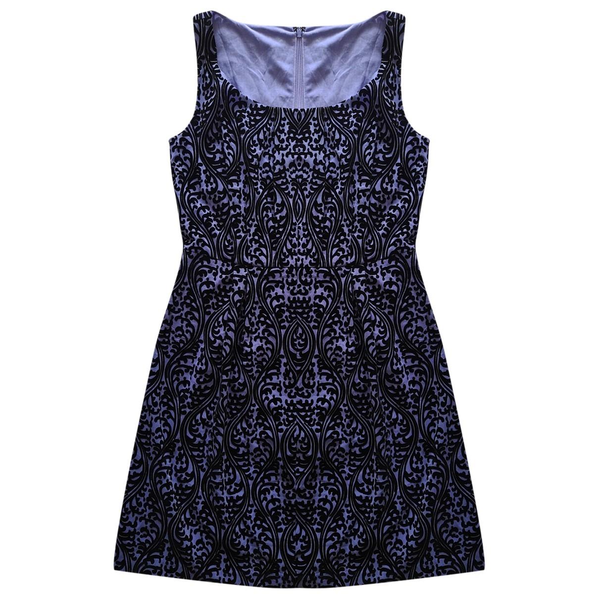 Loft Designed By \N Kleid in  Lila Polyester