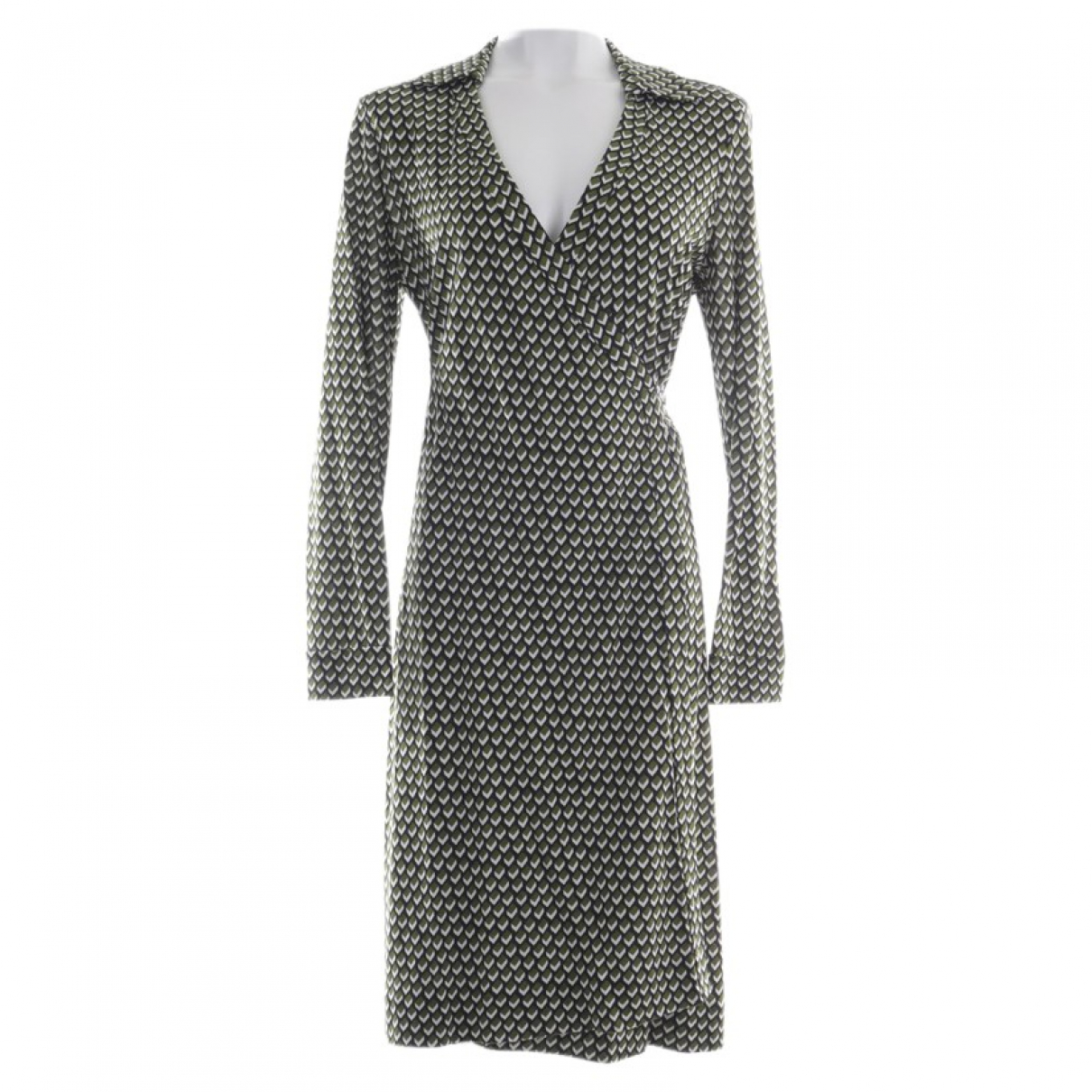 Diane Von Furstenberg N Black Silk dress for Women 40 FR